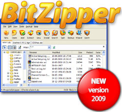 Create ZIP files, extract ZIP, WinRAR and many other file